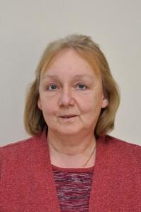 Konrektorin Ingrid Bartsch
