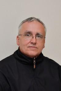 Hausmeister Thomas Rieck