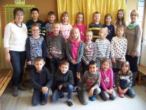 Klasse 1b Frau Waldeck/ Frau Thomas -Lemmer